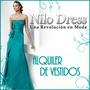 Vestidos De Fiesta - Alquiler