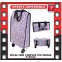 Bolsa Para Compras Con Ruedas Fcr9682