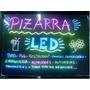 Pizarra -cartel - Led - Lo Último En Tecnología Publicitaria