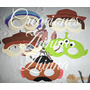 C.zhinna Antifaz Toy Story Vaquerita Jessie