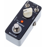 Pedal Clean Booster Mooer Micro Buffer Mbuf