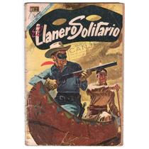 Antigua Revista El Llanero Solitario Novaro Mexico Año 1969