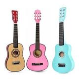 Guitarrita Para Niños Con Sonido Real Elegí El Color