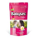 Toallitas Babysec 100 Unidades