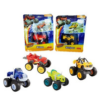Blaze And The Moster Machines Y Amigos Original Fisher Price