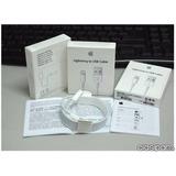 Cable Cargador Iphone 5, 6, 6 Plus Y 7 Original Y Garantia