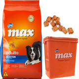 Max Selection De Equilibrio 20k + Contenedor + 3 Pates