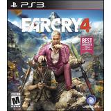 Far Cry 4 Farcry Juego Ps3 Original Play 3 Español + Online