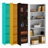 Biblioteca - Estanteria - Multiuso - Oficina - Mueble - Lcm