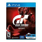 Gran Turismo Sport (físico) / Ps4 - Envío Gratuito