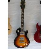 Guitarra Epiphone Les Paul Standard C/ Clavijero Electronico