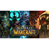 World Of Warcraft Completo Digital (código) / Pc Battle.net