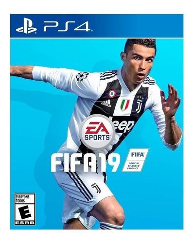 Fifa 19 2019 Juego Ps4 Original Play 4 + Garantía + Español