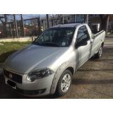 Fiat Strada 1.4 Full Aire Y Dirección. Permuto / Financio