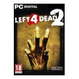Left 4 Dead 2 Pc Español / Original Steam + Online