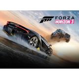 Forza Horizon 3 Pc Español Full +