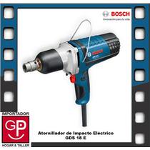 Atornillador De Impacto Eléctrico Gds-18-e Bosch