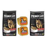 Super Combo Primocao Original 20k + 8k + 2pate 280g + Snacks