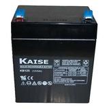 Bateria De Gel 12v 4ah (paneles De Alarmas U Otros Usos)