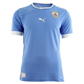 366c3464f0ca1 Camiseta Puma De Uruguay Adulto Con Averías De Fútbol