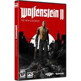 Wolfenstein 2 The New Colossus Pc + Descarga Digital