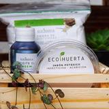 Ecokit: Jabón Potásico + Aceite Neem + Tierra De Diatomeas