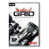 Grid Autosport / Pc + Online Steam Original