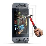 Vidrio Templado Protector Pantalla Nintendo Switch Premium