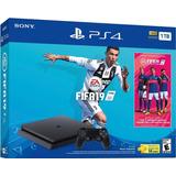 Playstation 4 Ps4 1tb + Fifa 2019