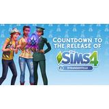Los Sims 4 +update Strangerville/ Camino A La Fama Full