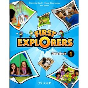 First Explorers 1 Class Book + Activity Book / Oxford