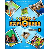 First Explorers 1 Class Book + Activity Book / Oxford