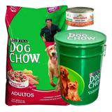 Comida Perro Adulto Dog Chow 21 Kg + Regalo + Envío Gratis