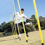 Estaca Deportiva P/ Entrenamiento Fútbol Base Metal - El Rey