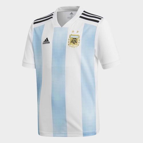 512fb16c08273 Camiseta De Fútbol Argentina Mundial Rusia 2018