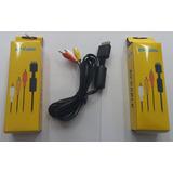 Cable Para Playstation 2 De Audio Video Rca Para Television