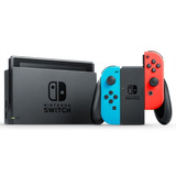 Nintendo Switch 2019  +vidrio+ Juego A Elección Easybuy