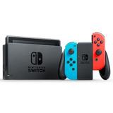 Nintendo Switch Neon  +  Vidrio  Easybuy