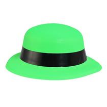 Sombrero Fluo Con Banda Negra 5 Unid.cotillón Effa´s Party 674444d64d4