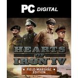 Hearts Of Iron 4 Pc Español / Edición Completa / Digital