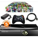 Xbox 360 3800 Juegos Snes + 55 Pack + 5 A Eleccion