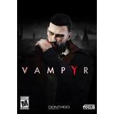 Vampyr Pc / Español Edición Completa Digital