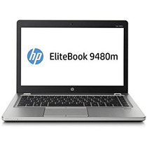 Notebook Hp 9480 Core I7 8gb + 240 Ssd Windows 10 Pro