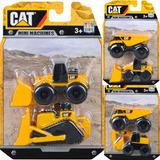 Maquinas Pack Caterpillar Kit X 6 Original Blister Coleccion