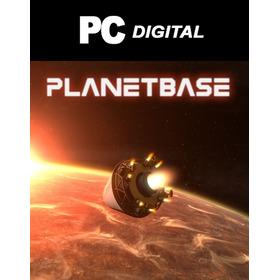 Planetbase Pc Español Planet Base / Envío Inmediato Digital