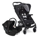Travel System Coche Baby Silla Compacto Joie Muze - Mvd Kids
