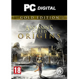 Assassin's Creed Origins Pc Español + Dlc's / Full Digital