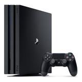 Consola Playstation 4 Pro 1tb 4k Hdr - Nuevo Modelo 220v