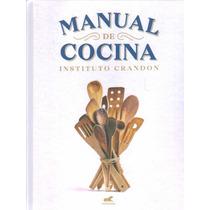 Manual De Cocina Del Crandon Nueva Edición 2018
