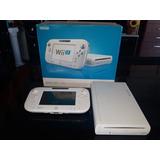 Consola De Juego Wiiu